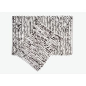купить Набор ковриков Irya - Ottova dark-grey серый Серый фото