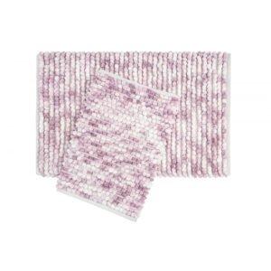 купить Набор ковриков Irya - Ottova lilac лиловый Лиловый фото