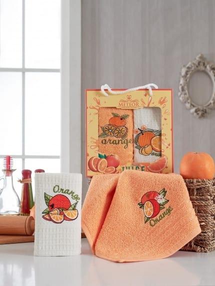 купить Набор кухонных полотенец Meteor Juise 30*50 2 шт  фото