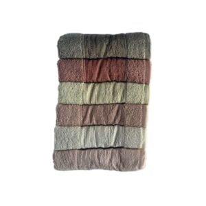 купить Набор махровых полотенец Miss Cotton хлопок Bahar 6 шт  фото