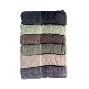 купить Набор махровых полотенец Miss Cotton хлопок Daisy 6 шт  фото