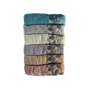 купить Набор махровых полотенец Miss Cotton хлопок Gravel 70*140 6 шт  фото