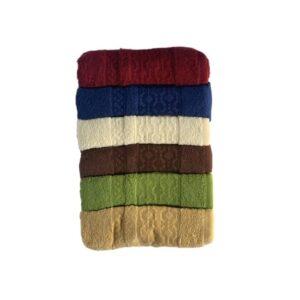 купить Набор махровых полотенец Miss Cotton хлопок Mercan 6 шт  фото