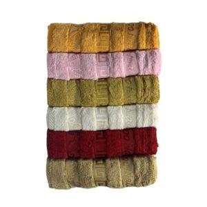 купить Набор махровых полотенец Sikel Bamboo Naturel 6 шт  фото