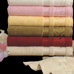 купить Набор махровых полотенец Sikel Bamboo Organik 30*50 6 шт  фото