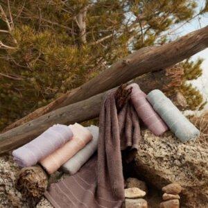 купить Набор махровых полотенец Sikel Bamboo Venedik 30*50 6 шт  фото