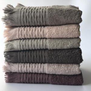 купить Набор махровых полотенец Sikel Cotton Antik 6 шт  фото