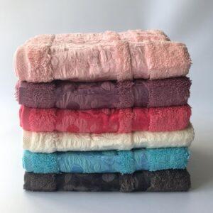 купить Набор махровых полотенец Sikel Cotton Elfida 6 шт  фото