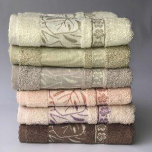 купить Набор махровых полотенец Sikel Cotton Hazan 6 шт  фото