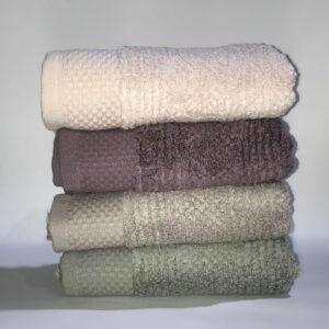 купить Набор махровых полотенец Sikel Micro Cotton Juliet kombin 1 4 шт  фото