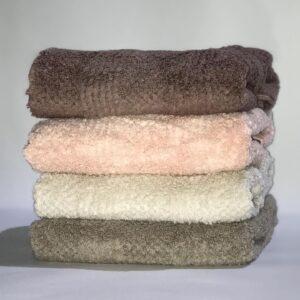 купить Набор махровых полотенец Sikel Micro Cotton Juliet kombin 2 4 шт  фото