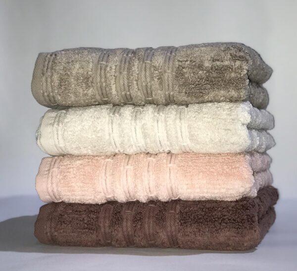 купить Набор махровых полотенец Sikel Micro Cotton Romeo kombin 2 70*140 4 шт  фото