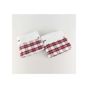 купить Набор махровых полотенец U.S. Polo Assn - Salem Белый фото