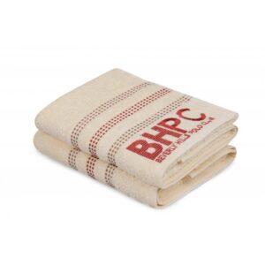 купить Набор полотенец Beverly Hills Polo Club - 355BHP1264 Botanik Cream Кремовый фото