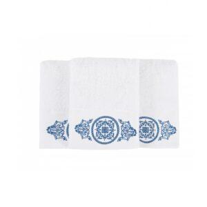 купить Набор полотенец Irya - Lara white 3 шт Белый фото