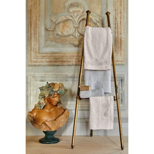 купить Набор полотенец Karaca Home - Eldora gri 2020-1 Серый фото