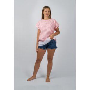 купить Пляжная туника Barine - White Imbat Shirt papaya розовый Розовый фото