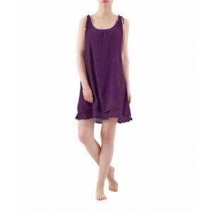 купить Пляжная туника Buldans - Nice purple Фиолетовый фото