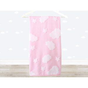 купить Полотенце детское Irya - Cloud розовый Розовый фото