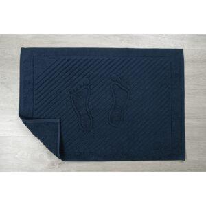 купить Полотенце для ног Iris Home - Бордюр lacivert Синий фото