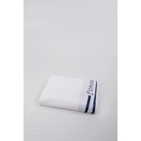 купить Полотенце для фитнеса Shamrock - Fitness Белый фото