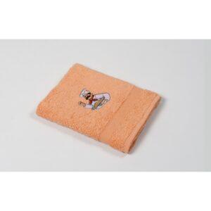 купить Полотенце кухонное Lotus Sun - Chief оранжевый Оранжевый фото