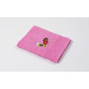 купить Полотенце кухонное Lotus Sun - Donuts розовый Розовый фото