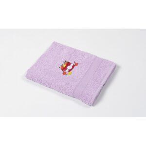 купить Полотенце кухонное Lotus Sun - Twinkle лиловый Лиловый фото