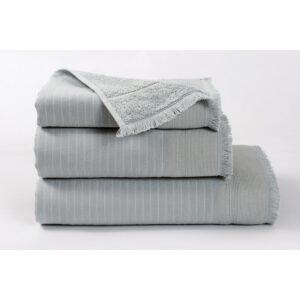 купить Полотенце махровое Buldans - Simba celik gri серый Серый фото
