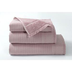 купить Полотенце махровое Buldans - Simba gul kurusu розовый Розовый фото