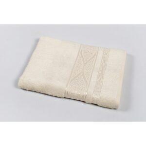 купить Полотенце махровое Cestepe - Delux Bamboo Кремовый фото