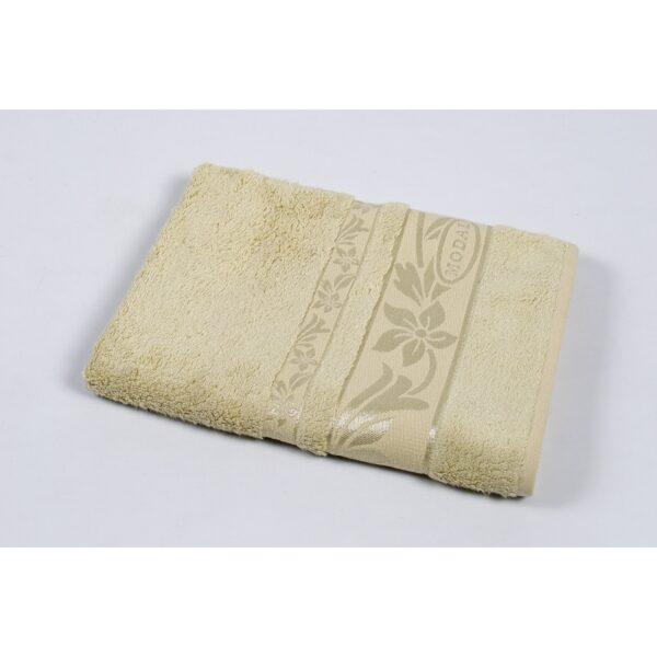купить Полотенце махровое Cestepe - Delux Modal Кремовый фото