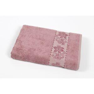 купить Полотенце махровое Cestepe - Organic Bamboo розовый Розовый фото
