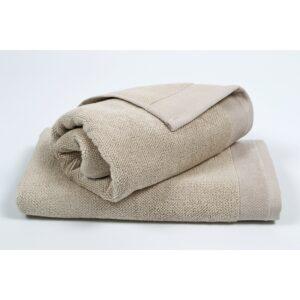 купить Полотенце махровое Penelope - Prina beige Бежевый фото