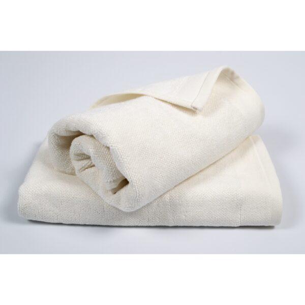 купить Полотенце махровое Penelope - Prina ekru кремовый Кремовый фото
