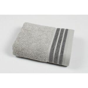 купить Полотенце махровое Pupila - Elson gri Серый фото
