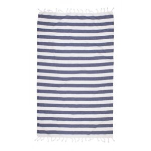 купить Полотенце Barine Pestemal - Deck navi Синий фото