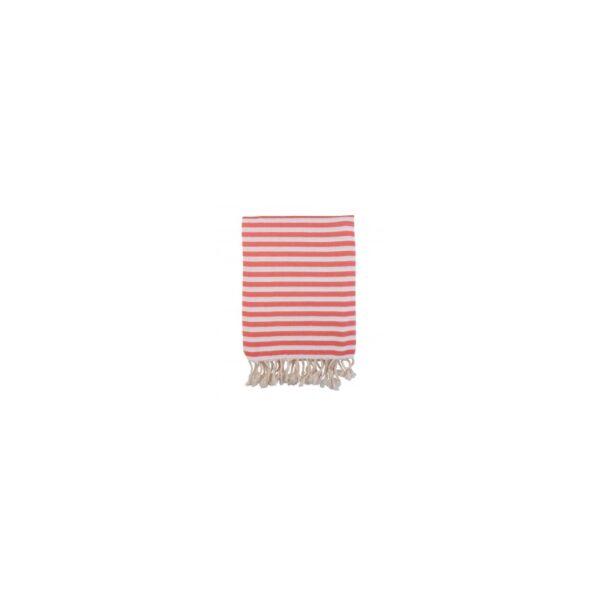 купить Полотенце Barine Pestemal - Herringbone Orange Красный фото