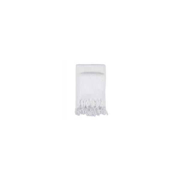 купить Полотенце Barine - Rib beyaz белый Белый фото