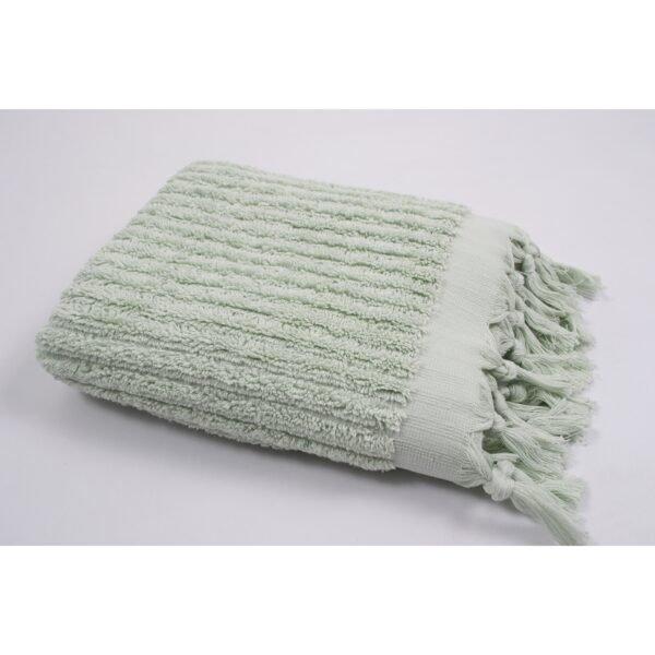 купить Полотенце Barine - Rib sage зелёный Зелёный фото