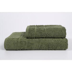 купить Полотенце Iris Home - Бордюр Thyme зелёный Зелёный фото