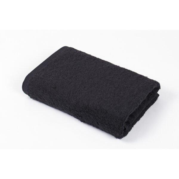 купить Полотенце Iris Home Отель - Black черный Черный фото