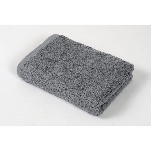 купить Полотенце Iris Home Отель - Orta gri серый Серый фото
