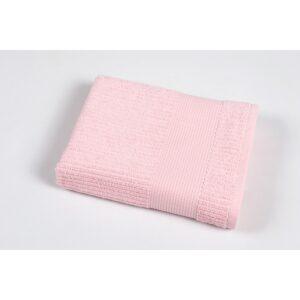 купить Полотенце Iris Home - Cell pembe Розовый фото