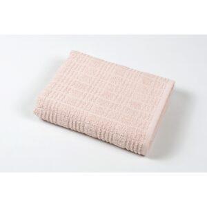 купить Полотенце Iris Home - Grid somon Розовый фото