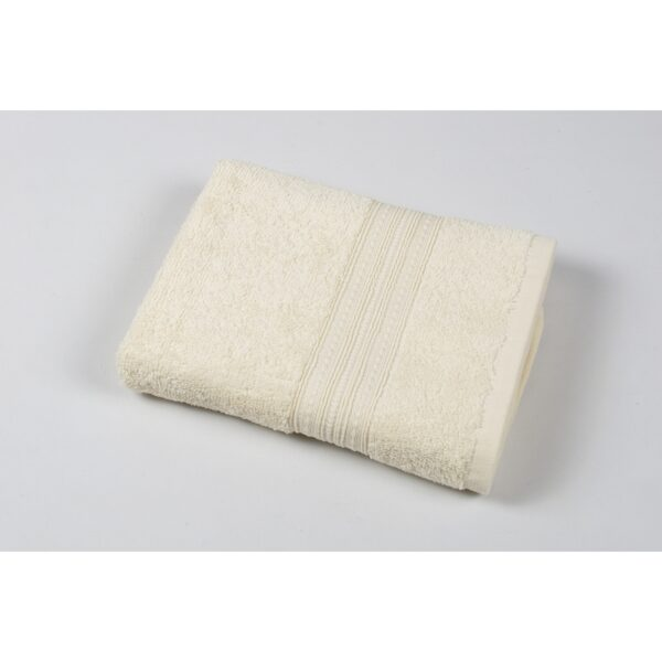 купить Полотенце Iris Home - Stitch cream Кремовый фото