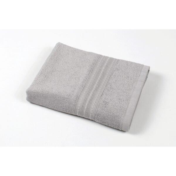 купить Полотенце Iris Home - Stitch gri Серый фото