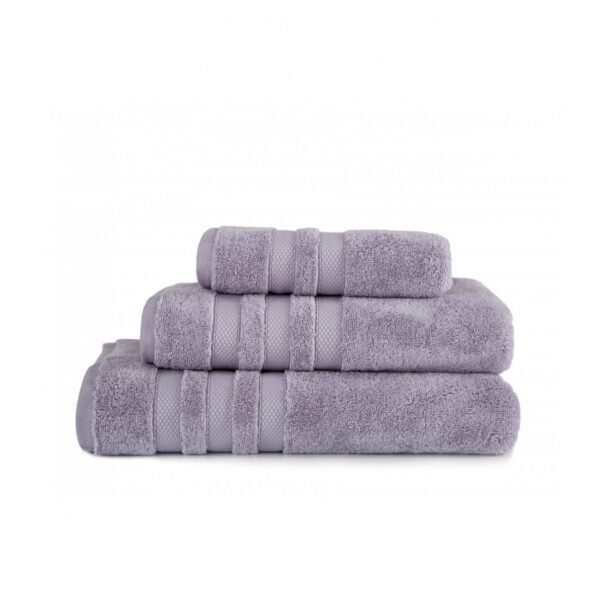 купить Полотенце Irya - River lila лиловый Лиловый фото