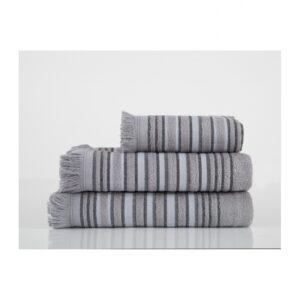 купить Полотенце Irya - Serin gri серый Серый фото