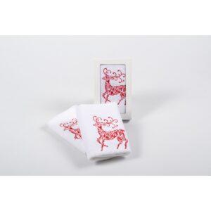 купить Полотенце Lotus - New Year 201 Белый фото